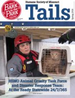 Tails Magazine Cover spring 2016