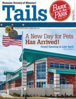 TAILS Magazine from HSMO Spring 2017 edition