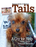 Tails Magazine Cover Fall 2007