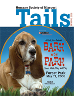 Tails Magazine Cover spring 2008