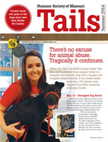 Tails Magazine Cover summer 2014