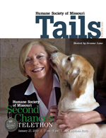 Tails Magazine Cover winter 2010