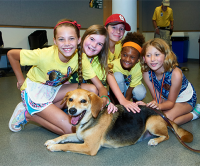 Kids for Critters Summer Camp 2020 header image