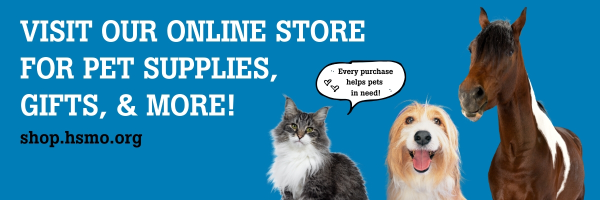 Hsmo Online Store Is Now Open Humane Society Of Missouri