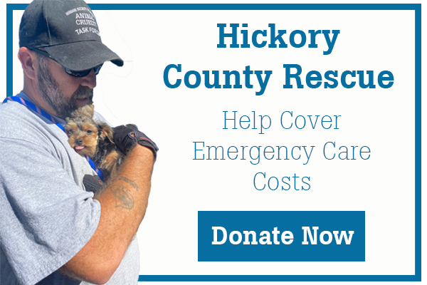 Hickory County Rescue Help Cover Emergency Care Costs
